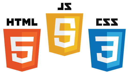 HTML, CSS, and JavaScript